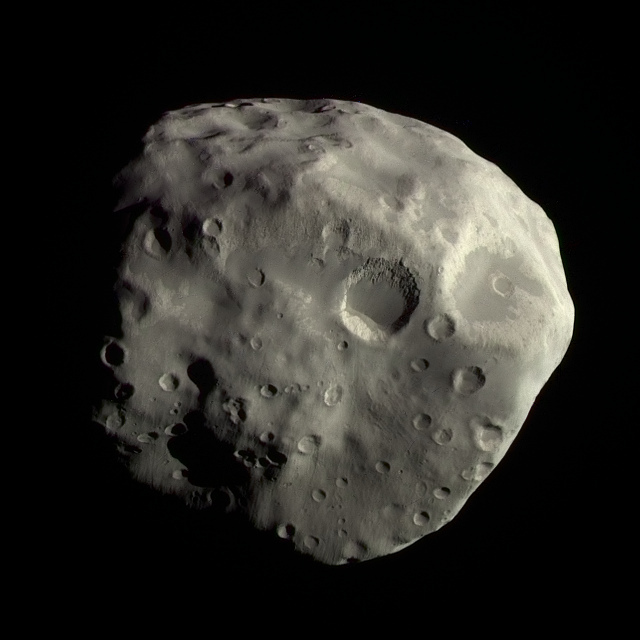 two famous asteroids - photo #14