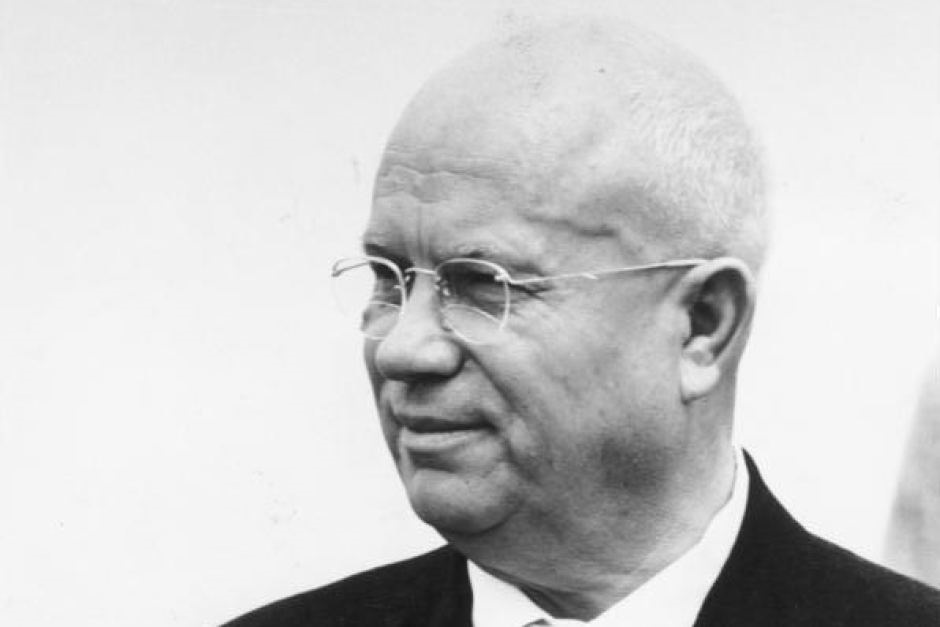 the problems during the administration of nikita khruschev Reagan and gorbachev: shutting the cold war down  during his first term,  he cautioned the members of his administration not to rub gorbachev's nose in any.