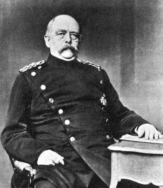 a history of the rule of bismarck as the chancellor in germany The german empire (german: deutsches  german empire (central victory) edit history talk (0)  otto von bismarck, first chancellor of germany,.